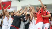 L'AS Salé sacré champion d'Afrique de basket-ball