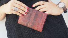 La startup de cette étudiante marocaine propose des accessoires à base de cuir de poisson