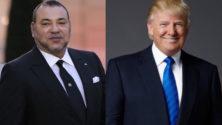 Jérusalem : La réponse de Trump au message du roi Mohammed VI