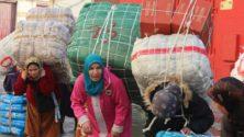 Nouveau drame à Bab Sebta : Les 'femmes_mulets' endeuillées