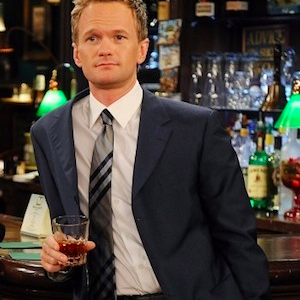 Barney de How I met your mother