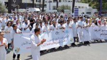 Les médecins du secteur public annoncent une grève nationale ce mardi 16 janvier