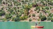 Mon beau Maroc : Bin El-Ouidane, la perle bleue synonyme d'évasion