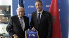 Joseph Blatter : ' Il est logique que le Maroc accueille la Coupe du Monde 2026 '