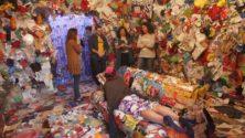Cette artiste marocaine transforme les déchets en de véritables chefs-d'œuvre