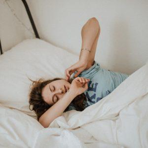 Au lit sans devoir le quitter