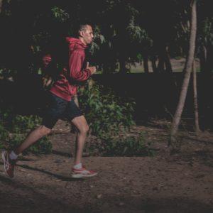 Un footing, ma journée ne commence qu\'après ma séance de sport