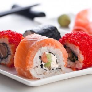 Les sushis, dima
