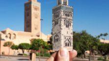 Marrakech et Essaouira au crayon : la beauté de la ville capturée au détail près