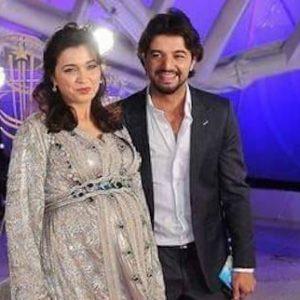 Omar Lotfi et Farah El Fassi