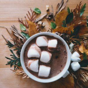 Un bon chocolat chaud