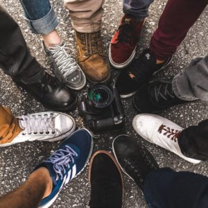 Des sneakers