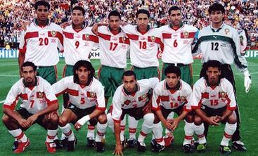 Voici 10 des meilleurs souvenirs du maroc avec henri michel - Maroc coupe du monde 1998 ...