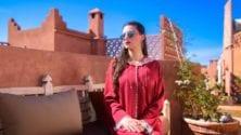 Cette jeune étudiante marocaine a créé sa propre marque de prêt-à-porter et nous sommes tous éblouis