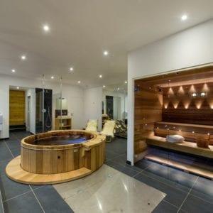 Un hammam de luxe privé