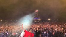 French Montana a véritablement mis le feu sur la scène de l'OLM Souissi de Mawazine hier soir