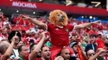 Les Lions ont rugi, grosse injustice et énorme fierté