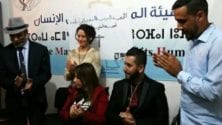 Après le refus des autorités marocaines, ces deux chrétiens marocains fêtent leur union dans le siège d'une association