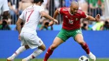 Malgré la défaite, les Marocains n'ont jamais été aussi fiers de leurs lions et Amrabat est sans aucun doute leur homme du match