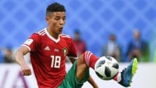 Amine Harit, impliqué dans un grave accident de la route à Marrakech