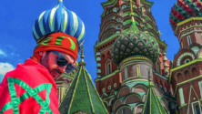 Les plus belles photos de supporters marocains en Russie