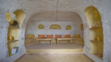 Vivez l'expérience des chambres d'hôtes avec ces maisons grottes que vous ne trouverez qu'au sud du Maroc