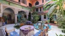 Marrakech : 7 riads branchés qui vous feront profiter de l'authenticité de la Médina à moins de 200 dh