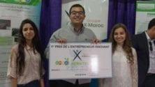 Ce jeune Marocain a trouvé la solution écologique pour fabriquer des pavés à base deplastiques recyclés