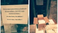 Coup de coeur : Cette librairie casablancaise offre des livres gratuits à sa clientèle