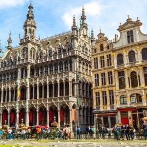 À Bruxelles en Belgique