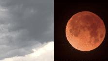 Toi non plus tu n'as rien vu de l'éclipse lunaire tant attendue ? Tu n'es pas le seul