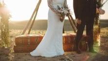 Un mariage de princesse bohème au cœur du désert vous dites ? Oui, c'est possible