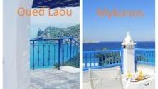 Quiz : Mykonos ou Oued Laou ? À vous de deviner