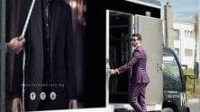 Ce jeune marocain a pensé à un nouveau concept du «camion à costumes»