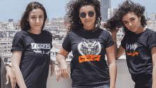 Cette marque de t-shirts marocaine fait passer des messages poignants à travers des répliques provocantes