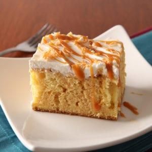 D\'un Tres Leche Cake chez Tula
