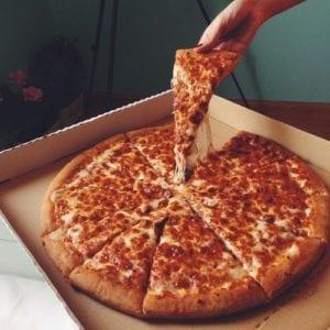 Te faire livrer pizzas et compagnie