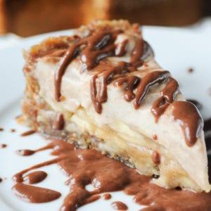 Banoffee Pie chez Yawatcha