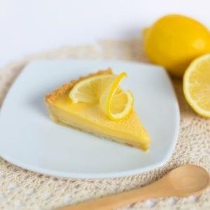 Tarte citron Bacco e Venere