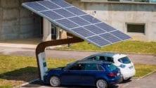 Bientôt des ombrières pour la recharge de véhicules électriques à Rabat
