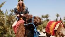 Chiara Ferragni a séjourné à Marrakech en compagnie de l'influenceuse marocaine FashionMintea