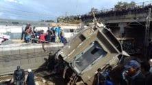 Déraillement d'un train à Bouknadel : Plusieurs morts et blessés graves enregistrés