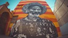 Ce groupe de jeunes artistes fait des merveilles sur les murs de Oujda