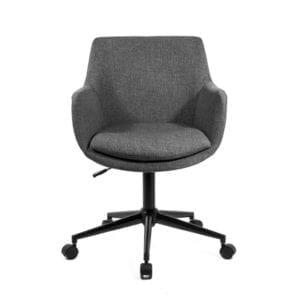 La chaise grise simple