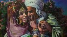 Parce que l'amour existait : Isli & Tislit, l'histoire d'un amour impossible mais pur