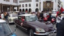 """Les passionnés de véhicules d'époque pourront admirer les plus belles voitures """"Vintage"""" du Royaume ce week-end au Morocco Mall"""
