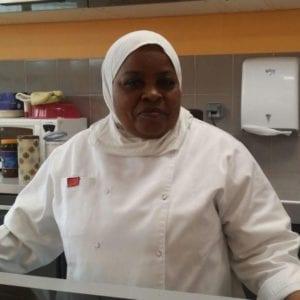 Chef Khadija