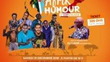 Une première édition explosive de l'Afrik Humour aujourd'hui