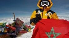 Bouchra Baibanou, première Marocaine de l'histoire à avoir gravi l'Everest vient d'annoncer son départ pour l'Antarctique