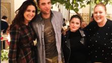 Photos : Robert Pattinson en plein tournage au Maroc